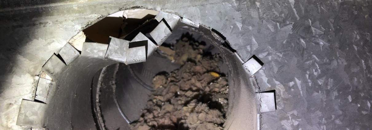 Very Dirty Air Duct